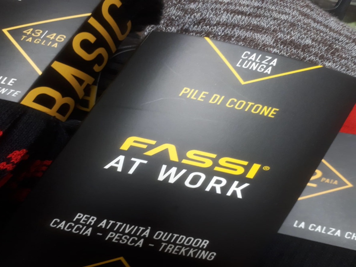 Calze FASSI AT WORK